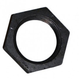 Контргайка чорна стальна 1