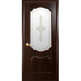 Дверне полотно ПВХ