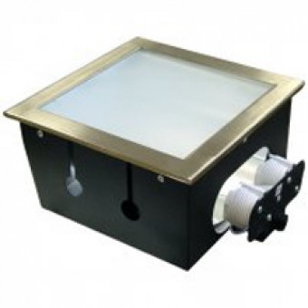 Електрум Світильник даунлайт QUADRO-226 ник.мат.ІР44/B-FD-0797/