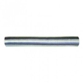 Повітровод, алюмінієвий гофрований, 80мкм,D120мм,L3м (12ВА)