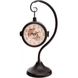 02-113 Годинник настільний метал.