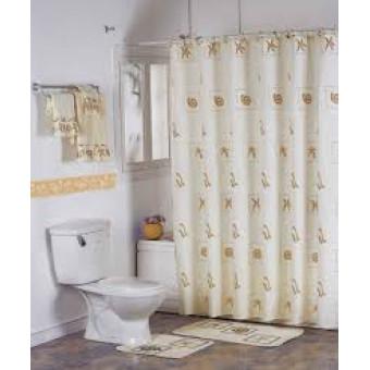 Купити Шторка д ванної кімнати вінілова 180 180 9589ef5471915