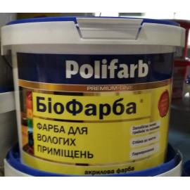 Вод.ем.Поліфарб Біофарба 1,4кг