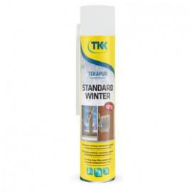 Піна монтажна Tekapur Standard Winter 750мл /12-506/ 45л