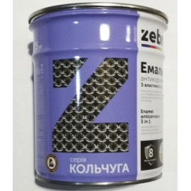 Фарба тем.кор.Ем.ПФ-115 ЗІП 0,75 кг 88 антикороз.