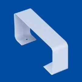 Тримач пласких каналів, пласт., 60х204мм (620ДКП)