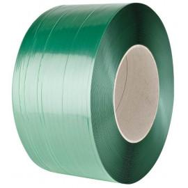 Стрічка пп (поліпропіленова)  8*0,55/4500 (зелена)