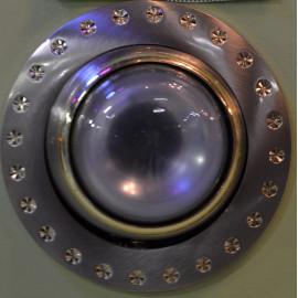Св.точеч. DELUX DR50120R R50 220V титан-зол