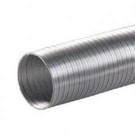 Повітровод, алюмінієвий гофрований, 80мкм,D130мм,L3м (13ВА)