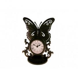 02-223 Годинник настільний металевий Валенсія