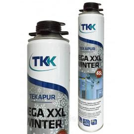 Піна монтажна Tekapur Mega Winter GUN850мл /12-518/ 65л